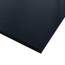 Feuille de Sintra - 3mm - 48 x 96 - Noir