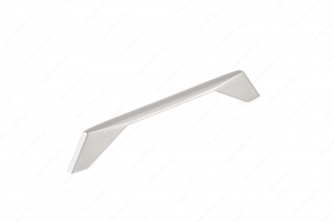 Contemporary Metal Pull - 9256 - 182 mm - Brushed Nickel