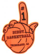 Basketball Foam Hand