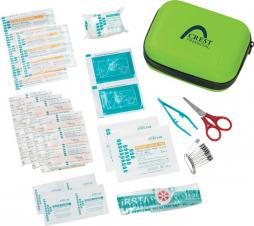 46 Pc Water Resistant First Aid Kit