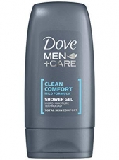 DOVE BODY & FACE WASH FOR MEN 55ml