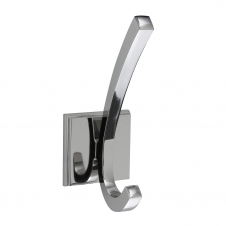 Utility Metal Hook - 7951 - Polished Nickel