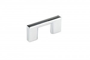 Contemporary Metal Pull - 8160 - 32 mm - Chrome