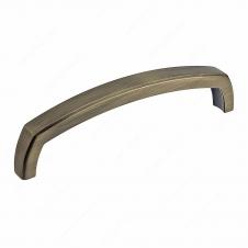 Poignée transitionnelle en métal - 785 - 128 mm -  Antique anglais
