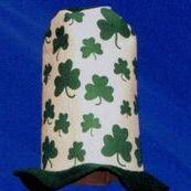 Shamrock St. Patrick's Day Top Hat