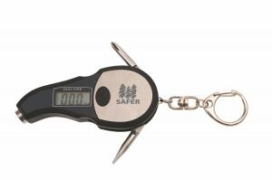 Multi-Function Digital Tire Gauge