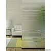 Window Films - Decorative Films - Frosted Films - INT 560 - Decreasing Strip