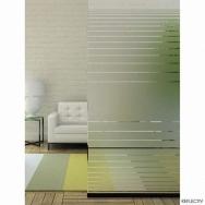 Window Films - Decorative Films - Frosted Films - INT 560 - Decreasing Strip
