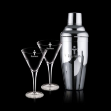 3pc Martini Set - Connoisseur/Belfast