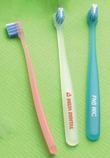 Children's Translucent Toothbrush