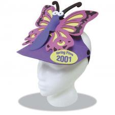 Butterfly Sun Visor