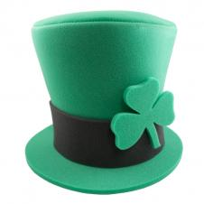 Large Foam Irish Top Hat