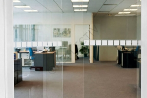 Window Films - Display Films - VISUAL 51 - White squares of 45 mm x 45 mm (Roll of 2 x 34')