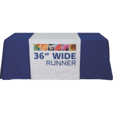 Dessus de table - Table Runner Sublimation