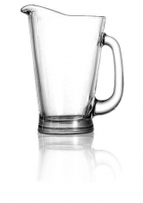 CARAFE - 55 OZ - VERRE TRANSPARENT