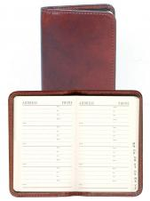 Italian Leather Personal Telephone / Address Book