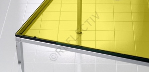 Window Films - Colored Transparent Films - Transparents - 61 011 - Yellow