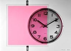 Film pour vitres - Films de couleurs - Transparents - 60 366 - Rose