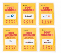 Foot Warmers (Imprinted)