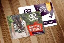 Postcards - 16pt - Matte Silk Lamination