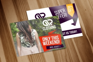 Postcards - 16pt - Matte Silk Lamination