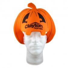 Pumpkin Pop Up Visor
