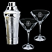Rockport 3 Piece Martini Set