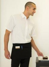 ATC - A101 - Waist Apron With Pockets - 100% Cotton