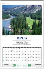 Multi-Sheets Calendars - GOLFING FEVER