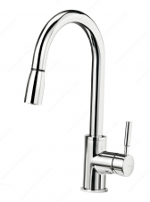 Blanco Kitchen Faucet - Sonoma - Chrome