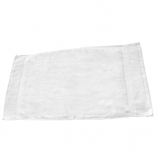 Deluxe Terry Hand Towels, White, CHT05