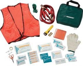 39 Pc Roadside First Aid Kit