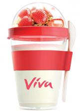 Yogurt 2 Go Cup