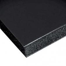 Feuille de UltraBoard/Duraplast - 4mm 3/16 - 48 x 96 - Noir