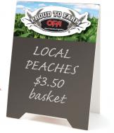 Double Sided Tent Chalkboards