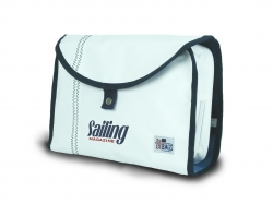 Hanging Toiletries Kit - Blue