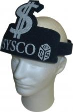Adjustable Band Hat - Dollar Sign