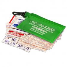 Translucent First Aid Tote Kit