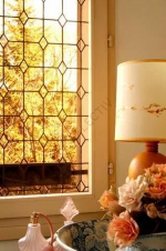 Window Films - Decorative Films - Stained Glass Effect - VTC 640 - Champagne
