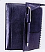 Lambskin Address Book w/ Weekly Planner (Full Grain Nappa)