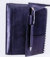 Lambskin Address Book w/ Weekly Planner (Full Grain Nappa)