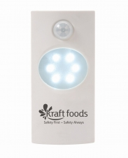 Motion Sensor Safety Light (6LED)