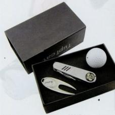 3 Piece Golfer Gift Set