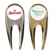 Smoothed Golf Divot Tool