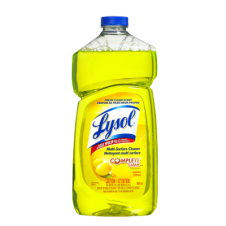 LYSOL ALL PURPOSE CLEANER LEMON - 800 ML