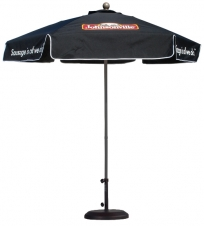 Market Umbrella - 9' / 8 Panel Aluminum (Subimation)