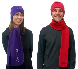 Urban Fleece Accessory Set
