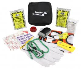 Deluxe Auto Safety Kit