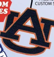 Air Fresheners - Screened Freshener Custom Shape