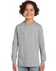 Gildan 2400B - Youth Longsleeve t-shirt - 100% Cotton